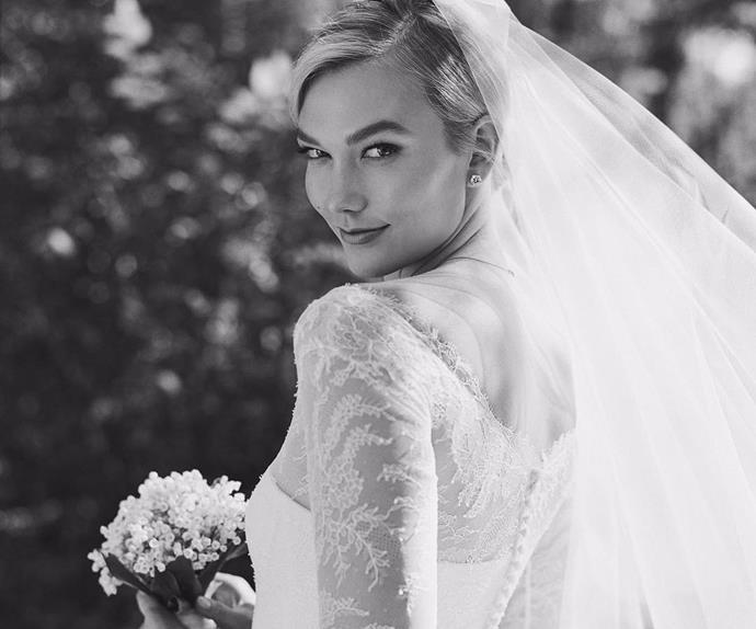 Karlie Kloss wedding.