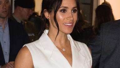Meghan Markle Just Stepped Out In Maggie Marilyn