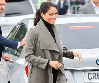 Meghan Markle Had A Somewhat Grunge Fashion Moment In New Zealand