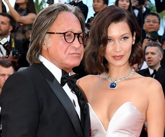Bella Hadid's Father Owns A Birkin With Her Face On It
