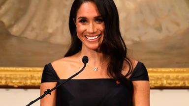 Meghan Markle's Necklace Paid An Understated Tribute To New Zealand