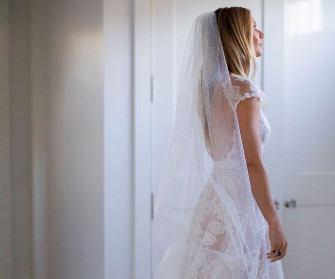 Gwyneth Paltrow Reveals Her Second Look From Her Wedding