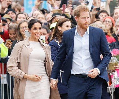Why We Can Expect To See The Duchess Of Sussex In Shorter Hemlines During Pregnancy