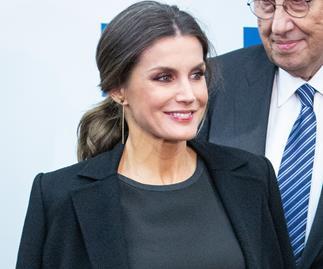 Queen Letizia Meghan Markle