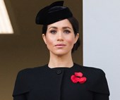 Meghan Markle And Kate Middleton Opt For Formality At Remembrance Sunday Memorial