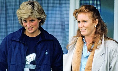 Sarah Ferguson Just Made A Rare Statement About Princess Diana