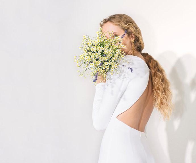 Stella McCartney bridal.