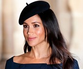 What Meghan Markle Wore To A Secret Dinner With Prince Harry