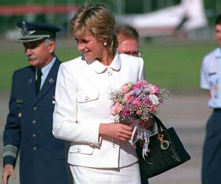 The Reason This Famous Dior Handbag Was Named After Princess Diana