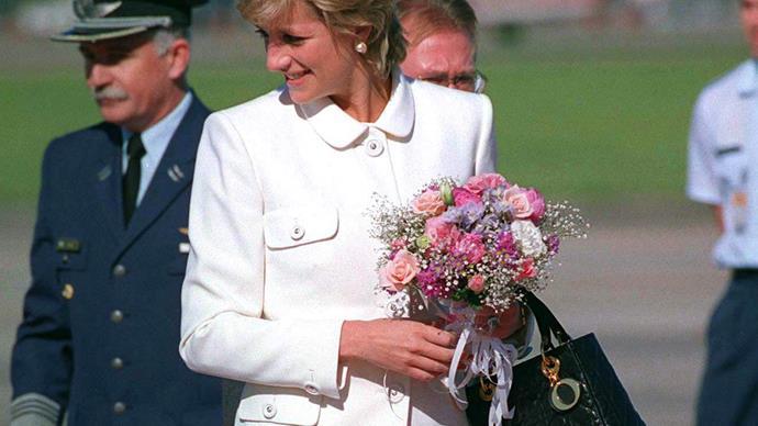 The Reason This Famous Dior Handbag Was Named After Princess Diana