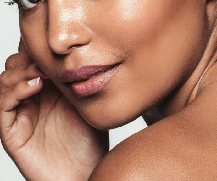 Why You're Getting Acne On Your Chin