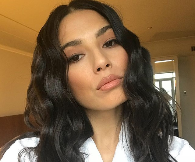 How Jessica Gomes Gets Ready For A Night Out