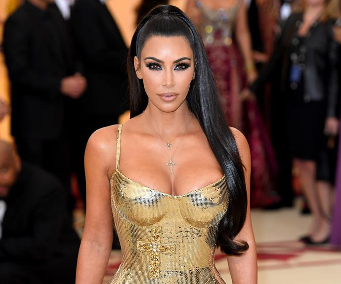 Kim Kardashian's Exact Diet And Exercise Routine