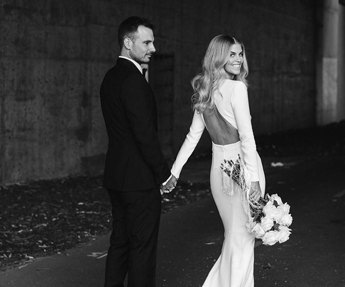 Perth wedding.