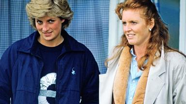 Sarah Ferguson On The Message Princess Diana Would Have Given To Meghan Markle