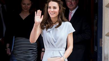 The Four Items Kate Middleton Always Has In Her Handbag