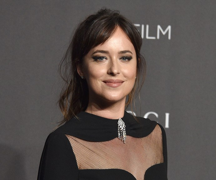 Dakota Johnson And Chris Martin Reportedly Spent Thanksgiving With Gwyneth Paltrow