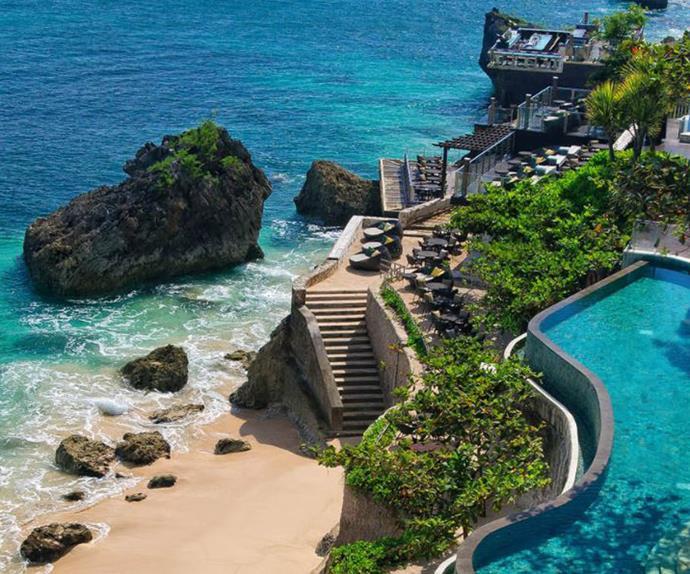 Bali luxury accommodation