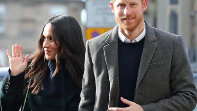 Prince Charles Just Teased A Potential Name For Meghan Markle And Prince Harry's Baby