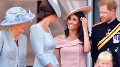 What Prince Harry And Meghan Markle's Kensington Palace Split Means For The Royal Family