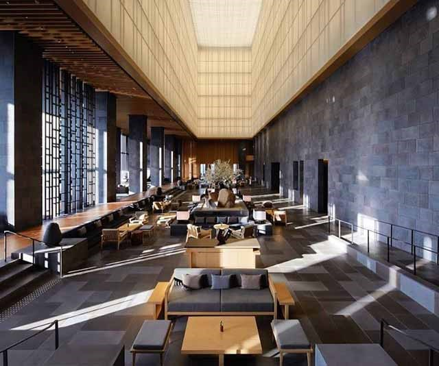 The Best Luxury Accommodation In Japan