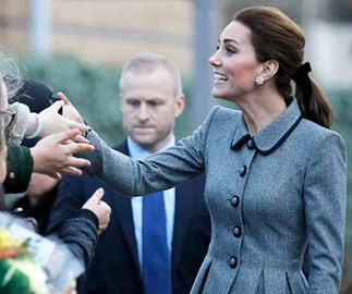 Kate Middleton Breaks Her Silence On Meghan Markle's Pregnancy