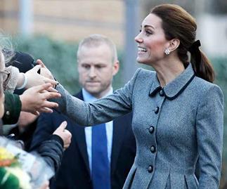 Kate Middleton Breaks Her Silence On Meghan Markle's Pregnancy