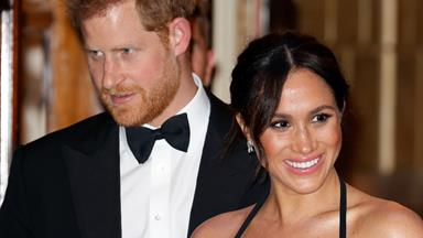 Meghan Markle And Prince Harry's Baby Could Have Some Very Famous Godparents