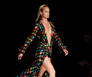 Versace naked dress