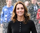 Kate Middleton Just Wore A Kilt-Style Skirt To Her Christmas Party