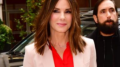 Sandra Bullock's Anti-Ageing And Beauty Secrets