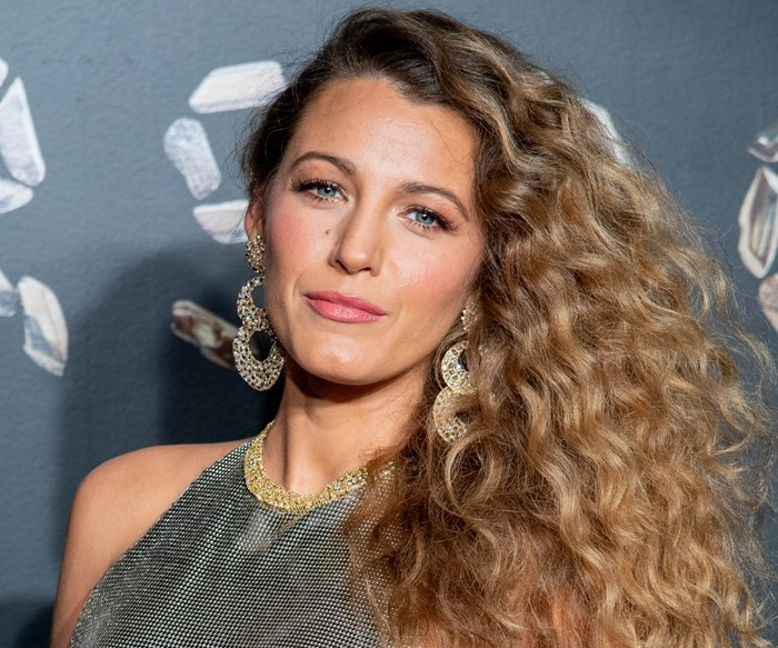 Blake Lively Just Wore The Most Over-The-Top Chanel Handbag We've Ever Seen