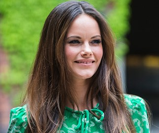 Princess Sofia Of Sweden Celebrates Her 34th Birthday With A Stunning Portrait