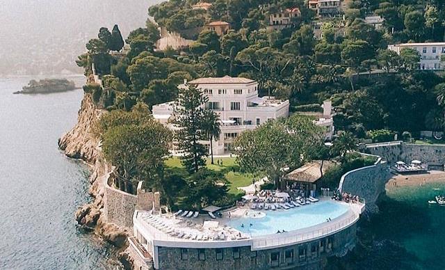 Luxury accommodation Nice