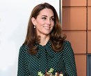 Kate Middleton Wears One Of Her Favourite Trends For A New Engagement