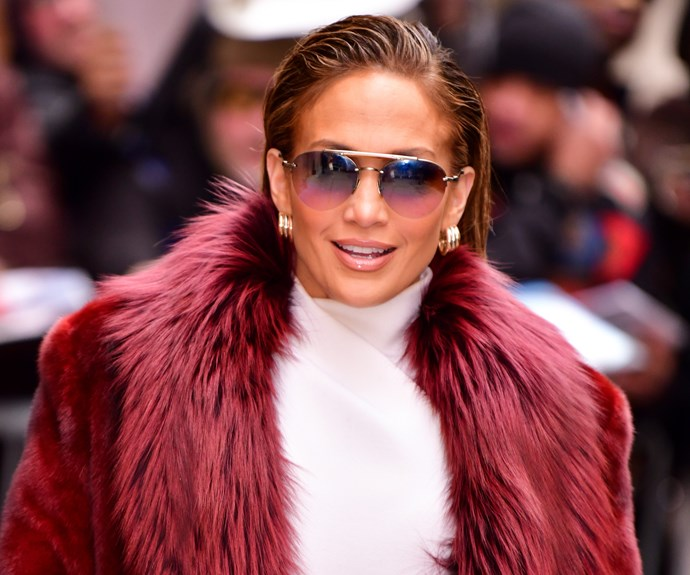 Jennifer Lopez Just Wore Six Outfits In 24 Hours