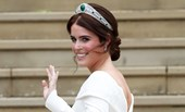 Princess Eugenie Debuts A Post-Wedding Hair Change