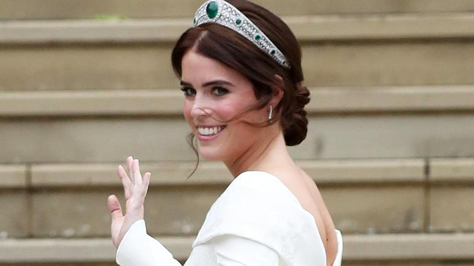 Princess Eugenie wedding.