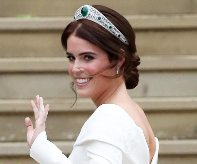 Princess Eugenie wedding.