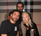 """Inside The Vivienne Westwood And Burberry Collaboration """"Rave"""""""