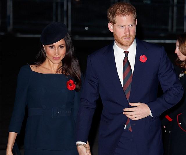 See Meghan Markle And Prince Harry's Stunning Kensington Palace Christmas Tree