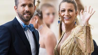 Blake Lively And Ryan Reynolds Staged A Fight In Hugh Jackman's New York Cafe