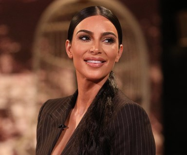 Kim Kardashian Debuts Her Birkin Collection In A Bikini Selfie, And It's Huge