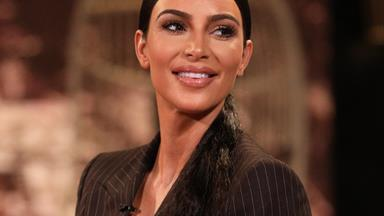 Kim Kardashian Debuts Her Birkin Collection In A Bikini Selfie, And It's Huge