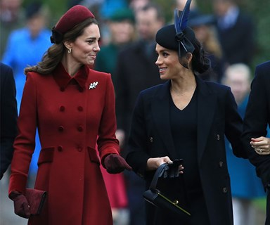 The Royal Family Tradition Kate Middleton Took Part In, But Meghan Markle Skipped