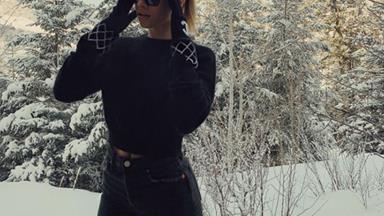 The Best Celebrity Snow Outfits: From Ski Wear To Skimpy Bikinis
