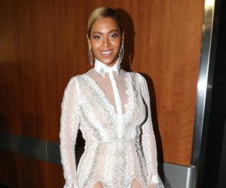 Beyoncé Wore the Coolest Wedding Gown for Her Vow Renewal with Jay-Z