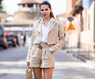 Can You Wear Shorts To Work In Summer? Harper's BAZAAR's Take On The Office Issue