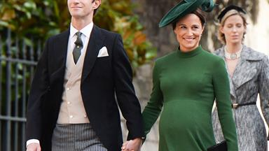The Secret To Pippa Middleton's Post-Baby Abs