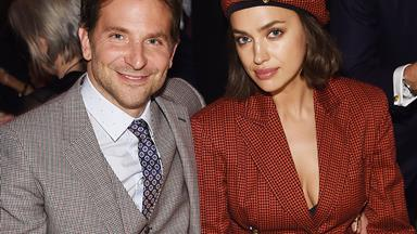 Irina Shayk And Bradley Cooper Step Out For Another Chic Date Night